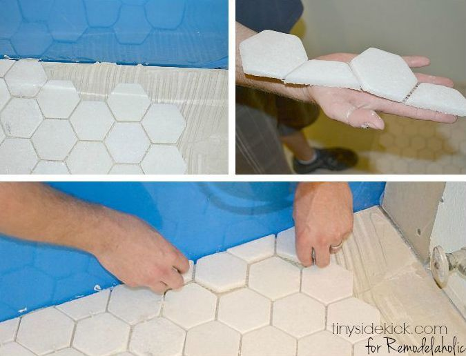 Individual Floor Tiling Projects
