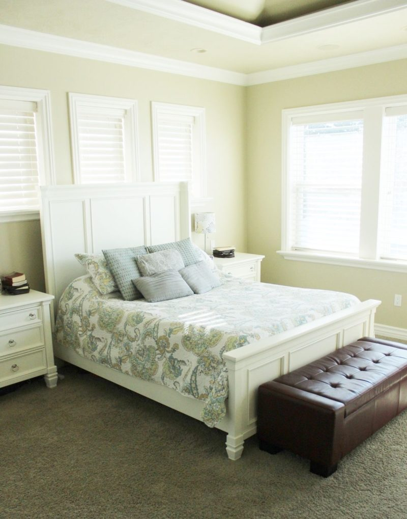 How to Decorate a Master Bedroom