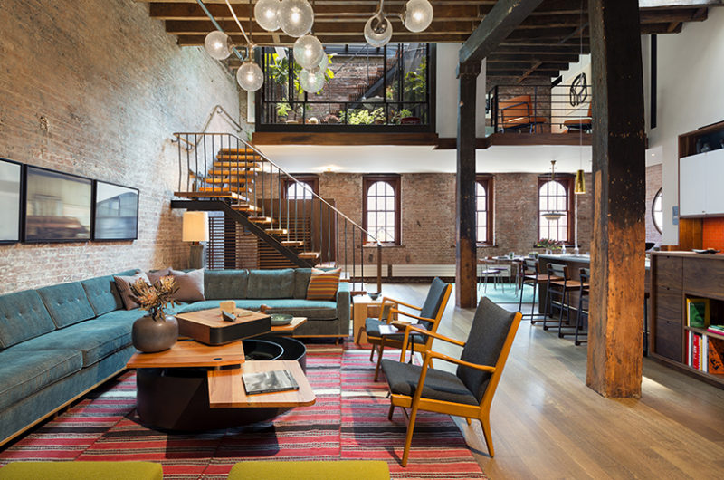 Amazing Warehouse Homes And Their Unique Stories