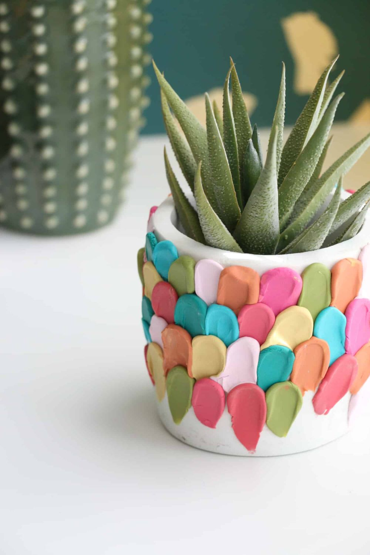 Diy Fun With Succulent Pots 13 Adorable Ideas