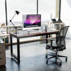 Modern simple desk table
