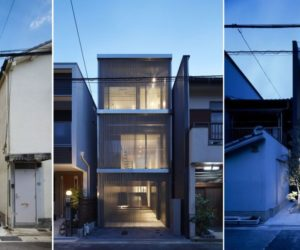 Cool Urban Houses Built On Narrow And Deep Sites