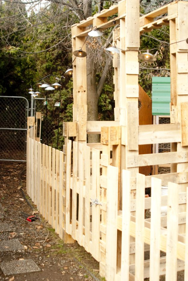 DIY Fence Projects