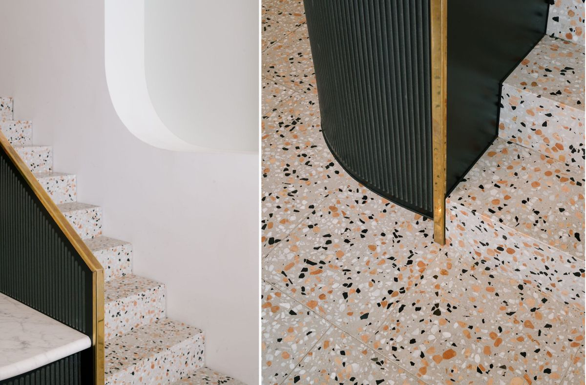 Terrazzo Flooring Offers Decades Of Style And Durability