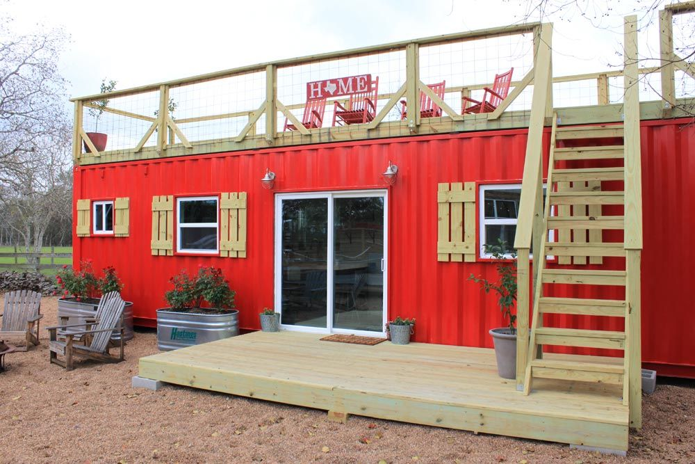the coolest shipping container homes for sale right now. Black Bedroom Furniture Sets. Home Design Ideas