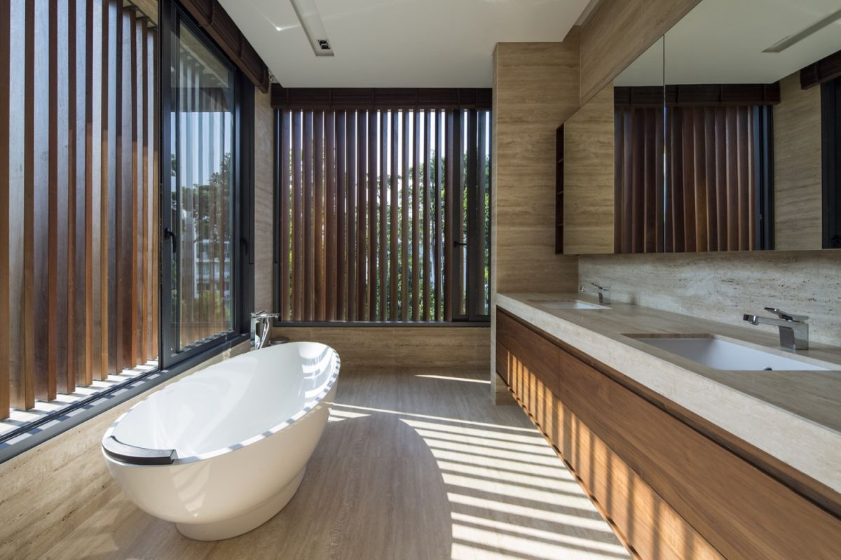 Modern house Secret Garden - Home Decorating Trends - Homedit