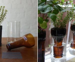15 DIY Self-Watering Planters That You Can Craft Today