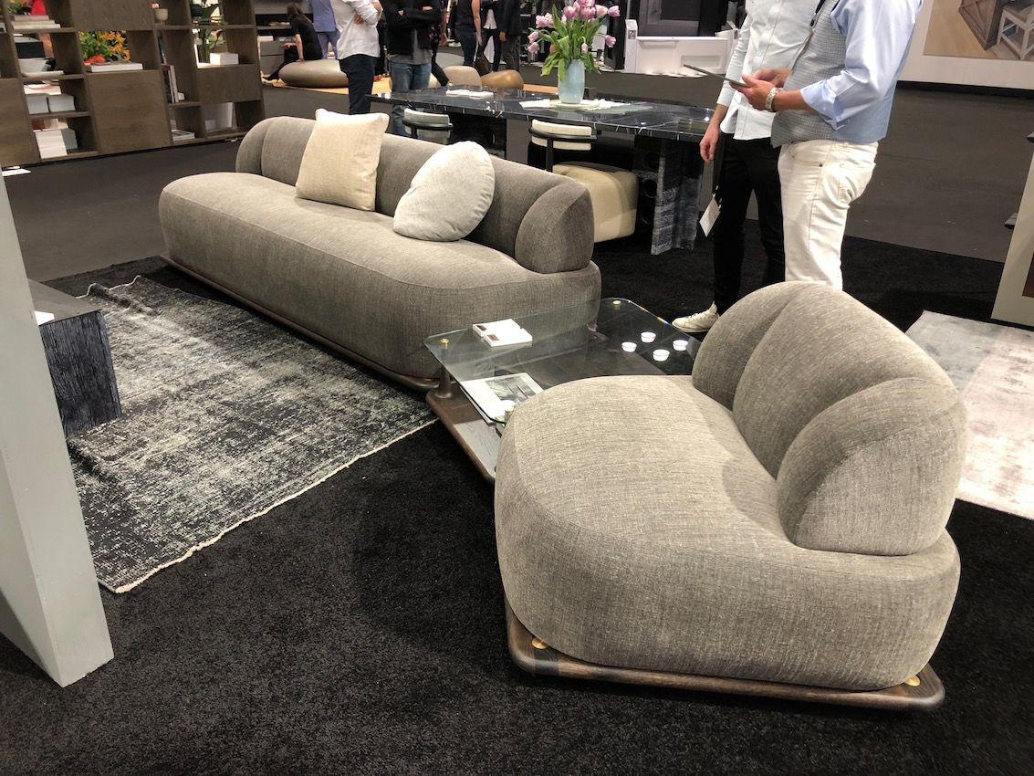 A Fresh Take On The Sectional Sofa
