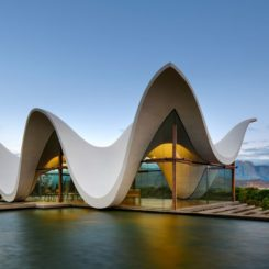 South African studio TV3 Architects Chapel