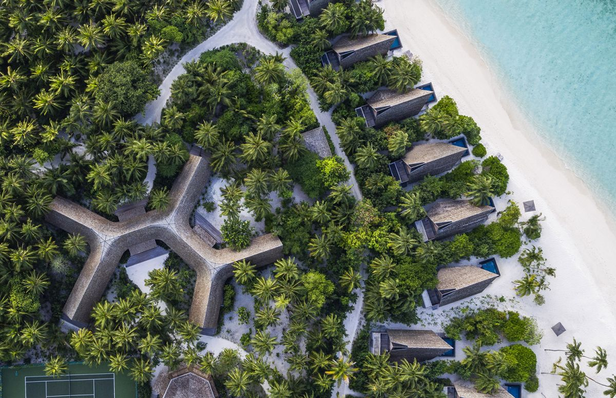 The resort has a very close and beautiful relationship with nature and its general surroundings, being an eco-friendly retreat