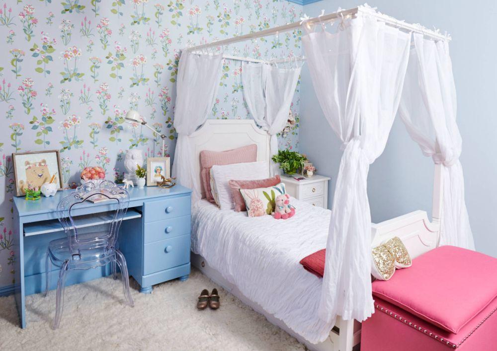 giường tán 5