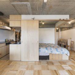 Tsukiji Room H 47sqm apartment