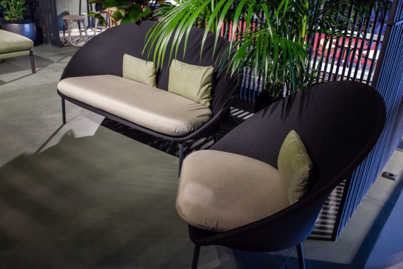 Modern Outdoor Furniture With Cool And Modular Designs