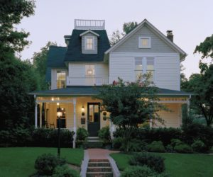 Victorian Style House Exterior Modern Colors