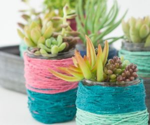 DIY Fun With Succulent Pots – 13 Adorable Ideas