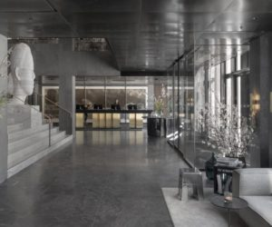 Former Brutalist Bank Building Transformed into Hip Stockholm Hotel