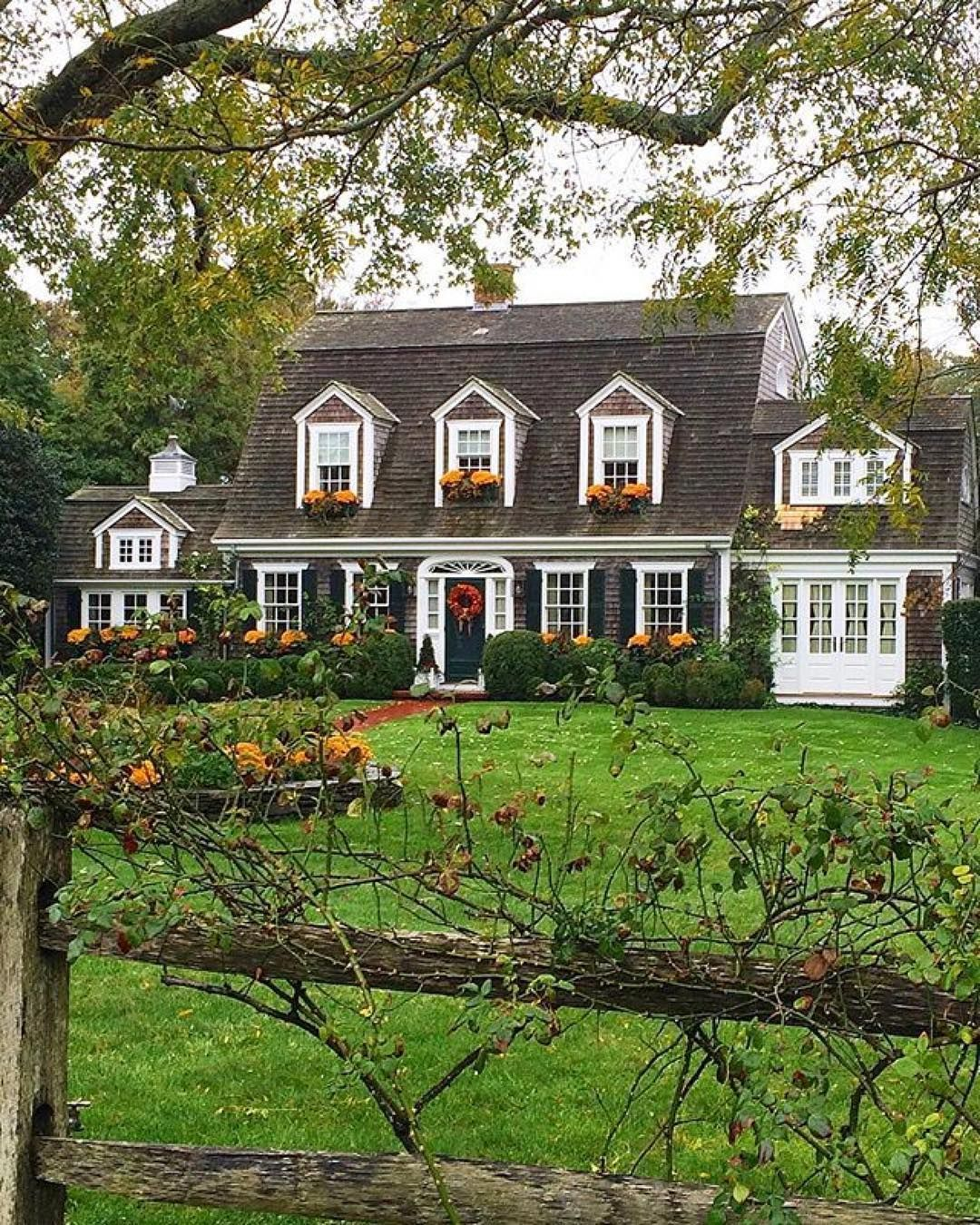 Dutch Colonial Luxury Homes: Everything You Need To Know About Cape Cod Style Houses