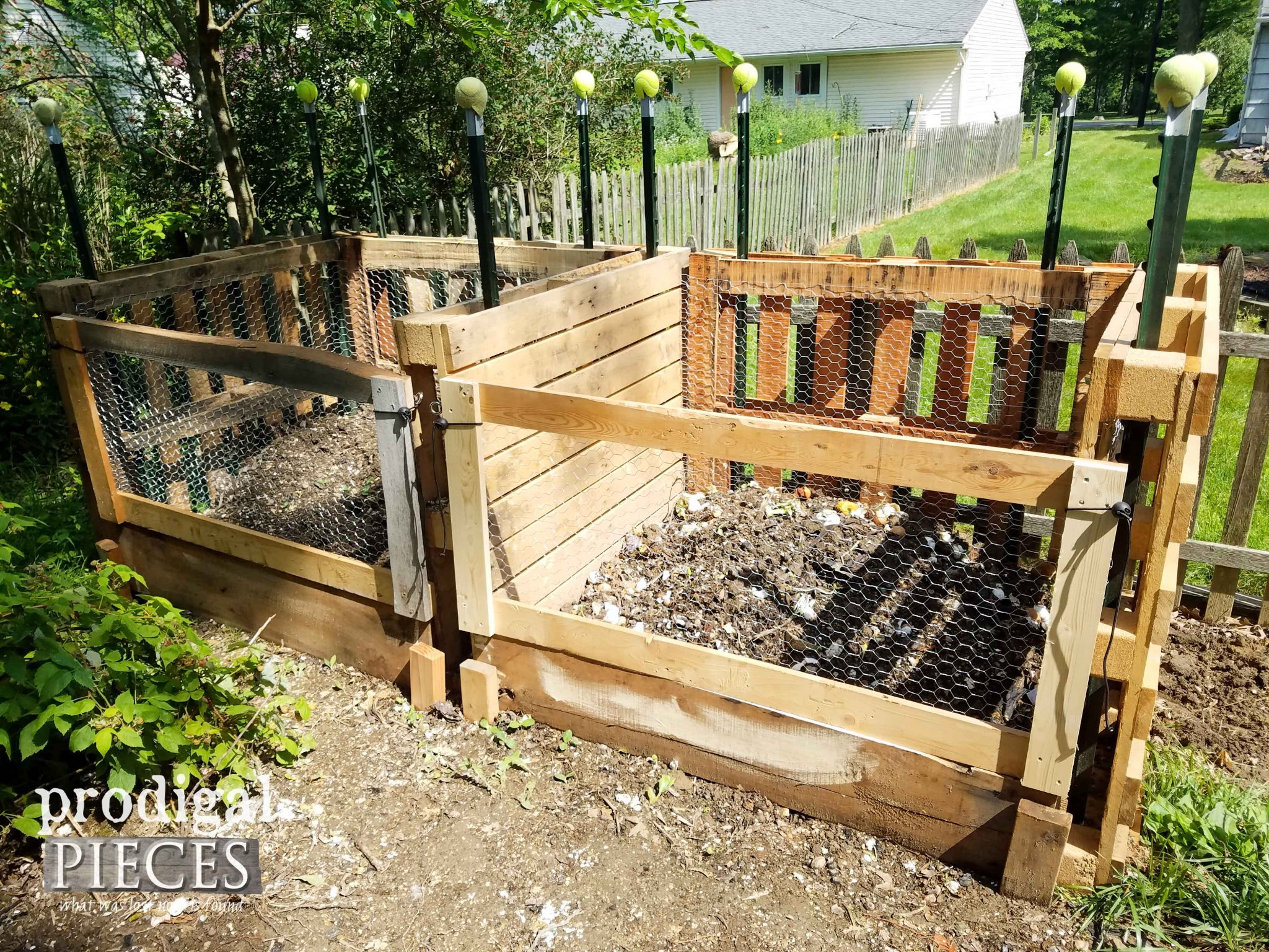 20+ Front Yard Pallet Fence Designs