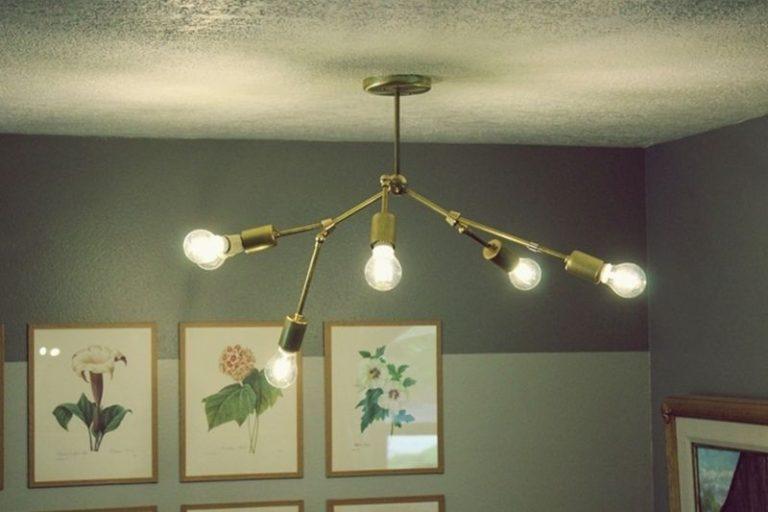 29 Simple DIY Chandelier Ideas For Beginners