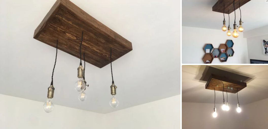 Simple diy chandelier ideas for beginners view in gallery aloadofball Choice Image