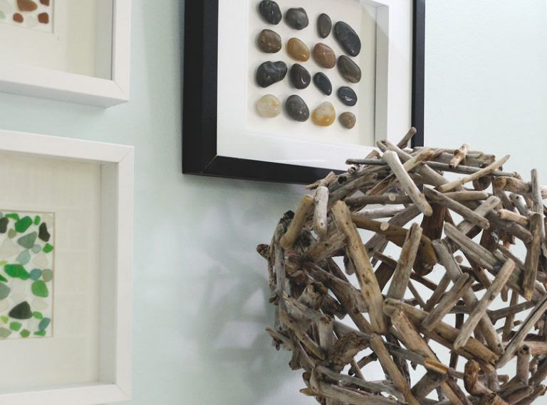 20 Cool Driftwood Decor Ideas With Coastal Influences