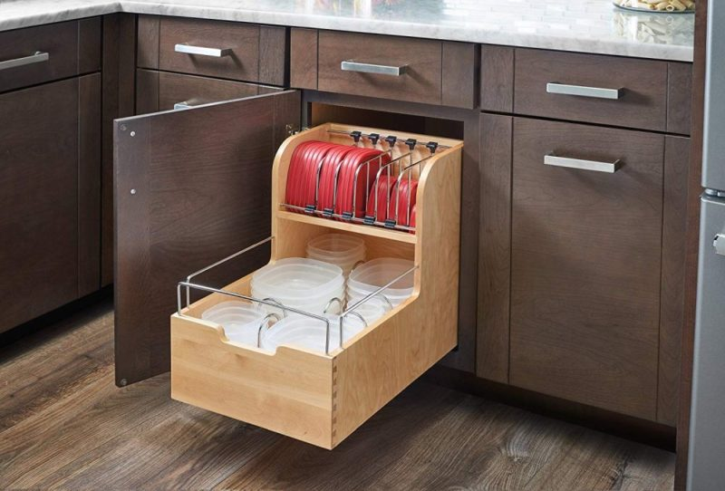 Simple Accessories That Make Small Kitchen Organization A Piece Of Cake