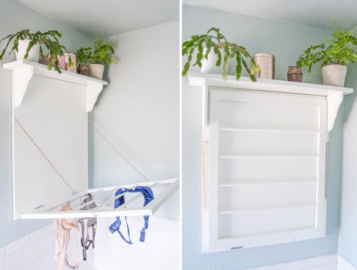 15 Diy Ways To Give Your Laundry Room A