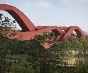 Knot Bridge in China