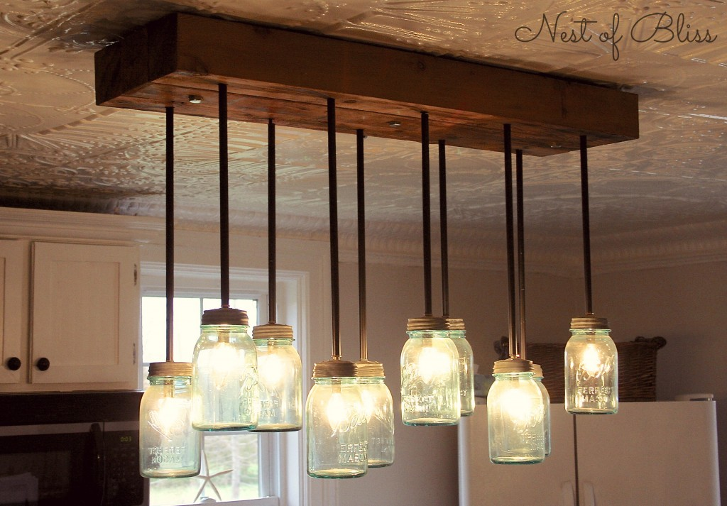 Outstanding Mason Jar Pendant Lightingmason Jar Pendant Lighting
