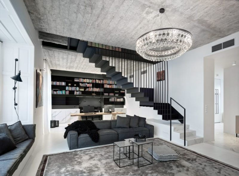 Apartment In Prague Redefines Glamour And Timeless Beauty