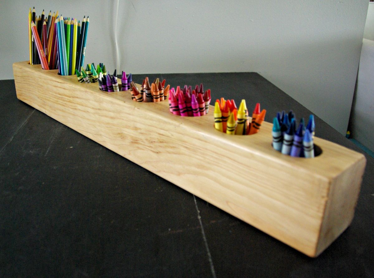 10 Easy Ideas For The Perfect DIY Pencil Holder