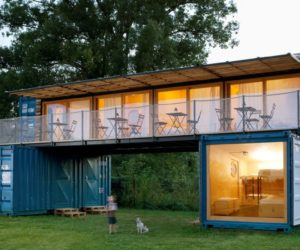 Some Of The Coolest Shipping Container Hotels Around The World