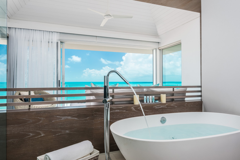 How To Get The Beach Bathroom Vibe Using Simple Design Details