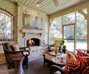 How The Fireplace Surround Can Influence Your Home's Decor And Ambiance