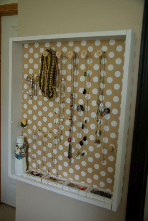 All-in-one jewelry organizer