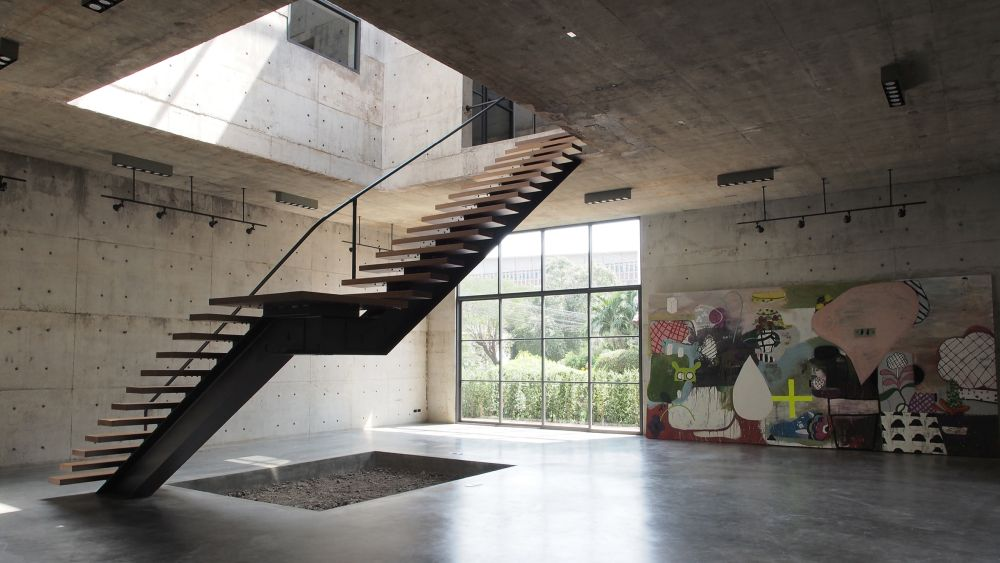 Beautiful Polished Concrete Floors In The Context Of Extraordinary