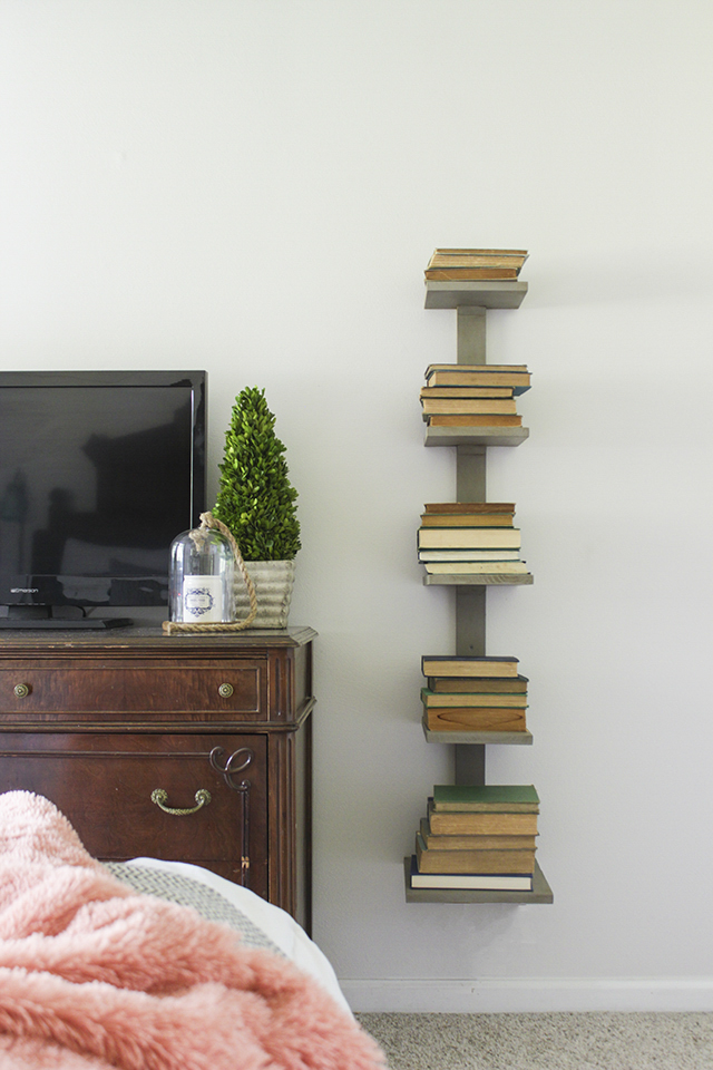 DIY Bookshelf Ideas For Every Space Style And Budget