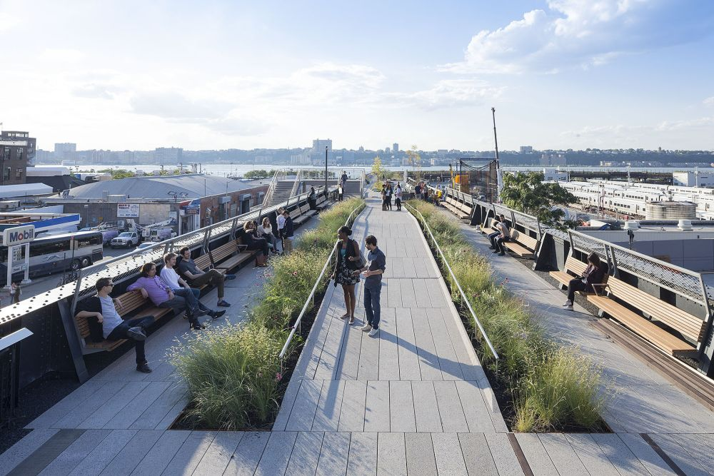 Mahnattan High Line