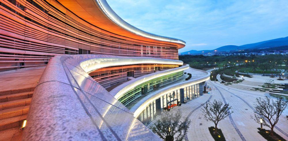 angshan Tangshan National Geopark Museum