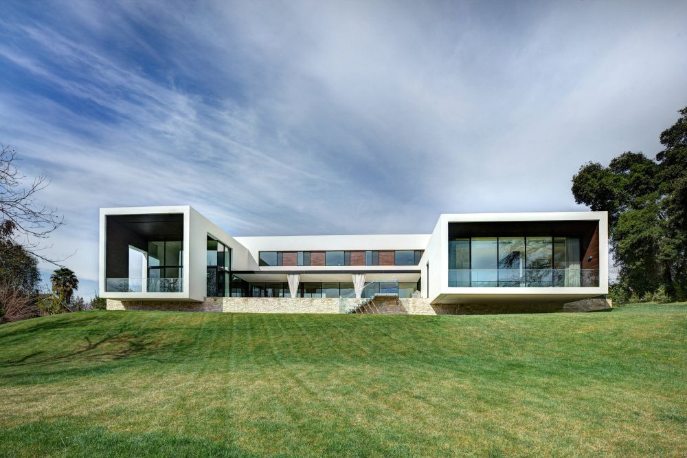 How To Identify Modern Style Homes on Modern Style Houses  id=46780