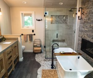 How To Design The Most Charming Rustic Bathroom
