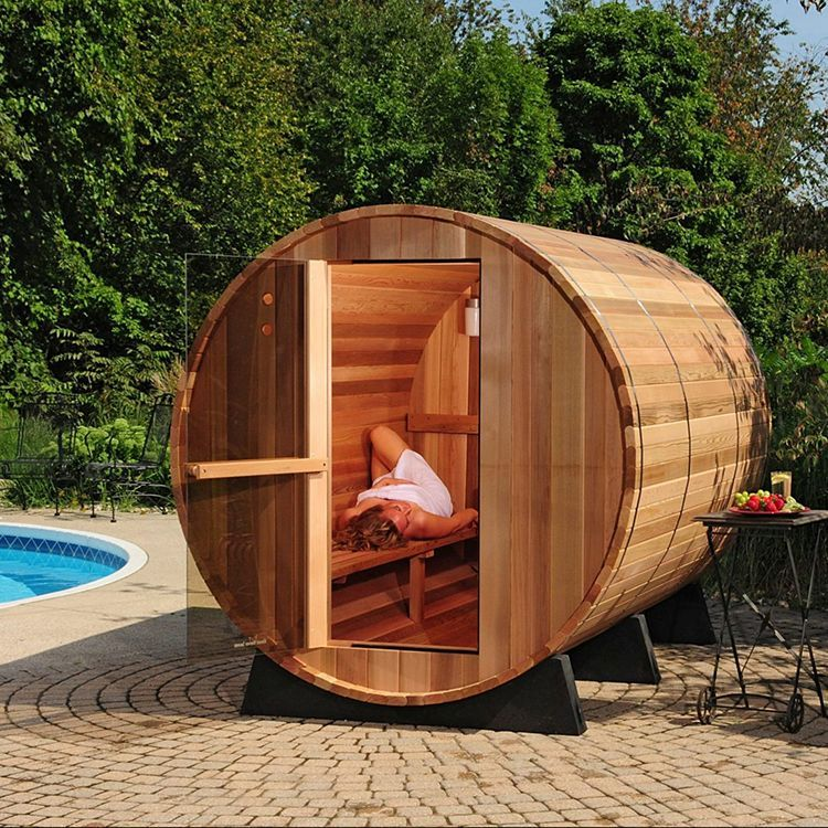 How To Build A Sauna Or A Hot Tub By Yourself From Scratch
