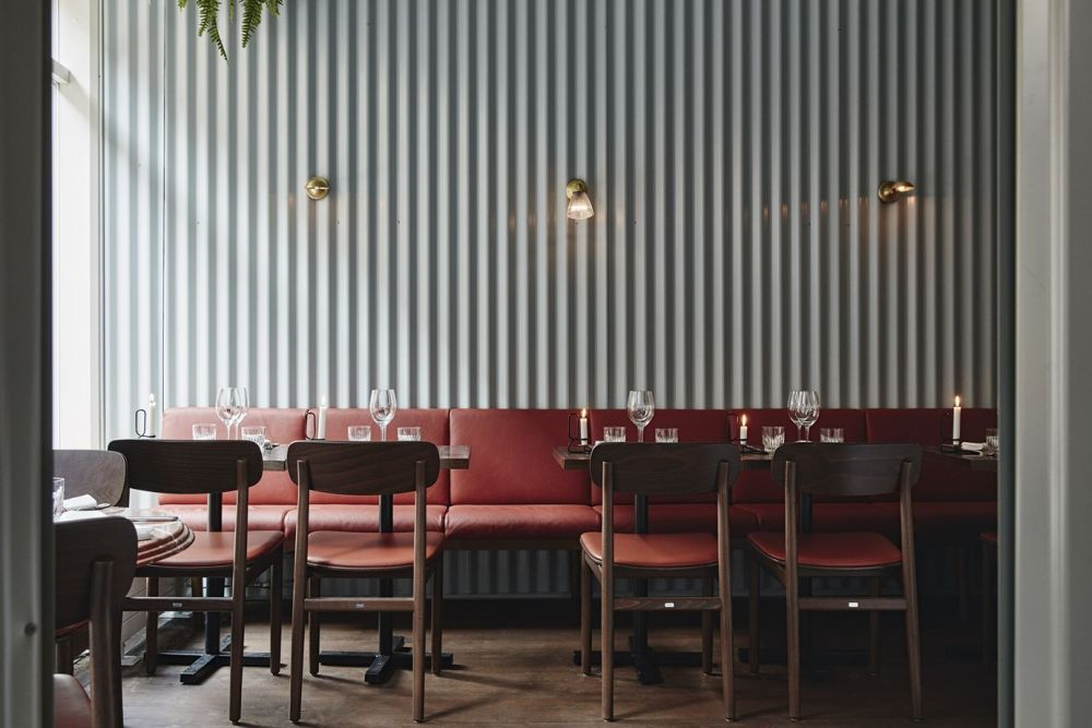 How To Creatively Use Corrugated Metal Panels In Home-Related Projects