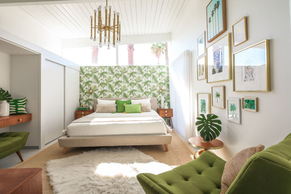 Inspiring Mid Century Modern Bedrooms With Exquisite Decors