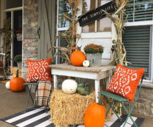 Fall Porch Decor Ideas Anyone Can Pull Off This Year