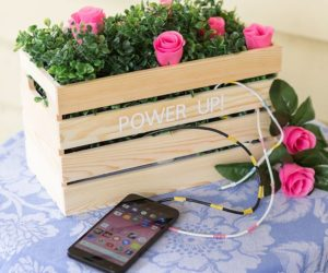 Easy and Clever DIY Charging Station Ideas You Can Craft Right Now