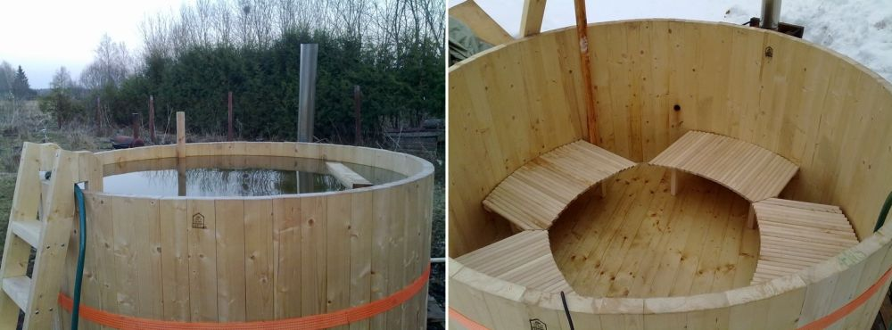 Voorkeur How To Build A Sauna Or A Hot Tub By Yourself From Scratch @QT88