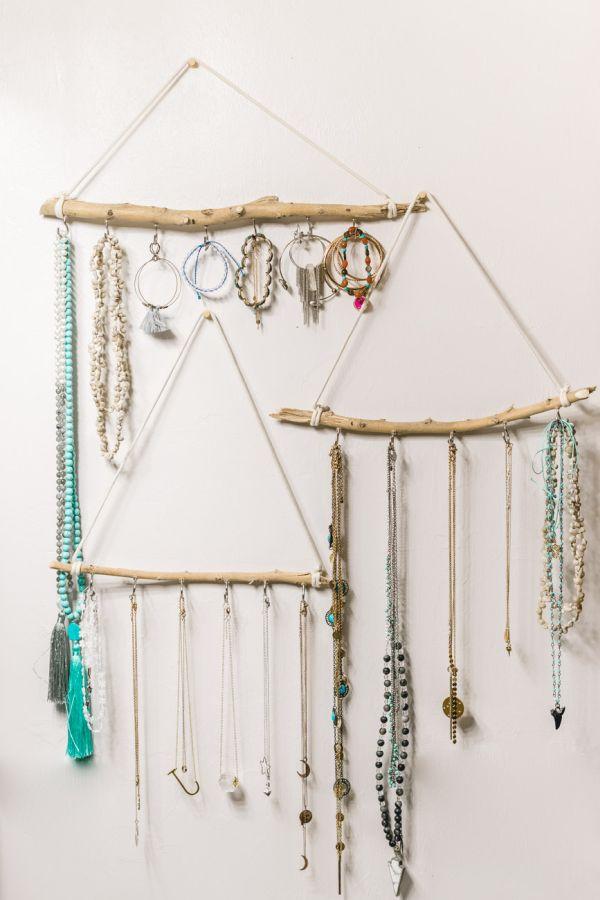 Simple branch organizer