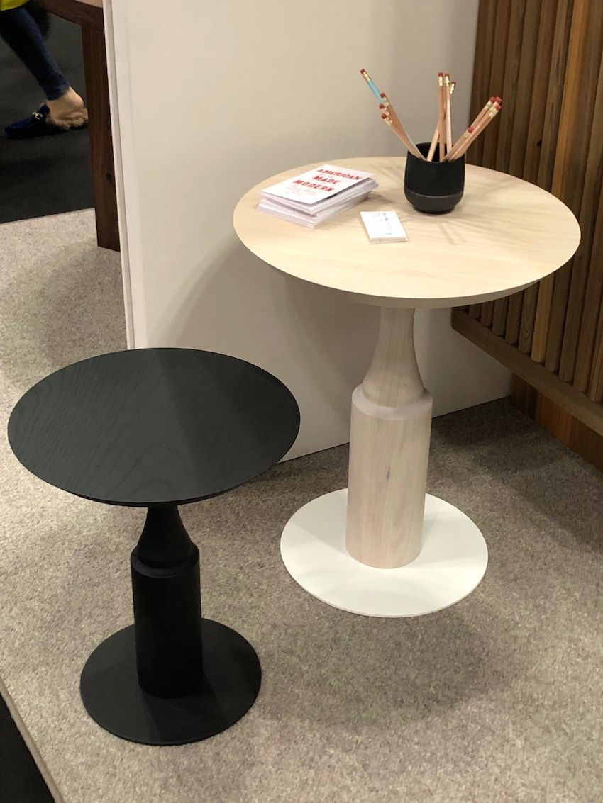 These Skylar Morgan occasional tables are super functional.