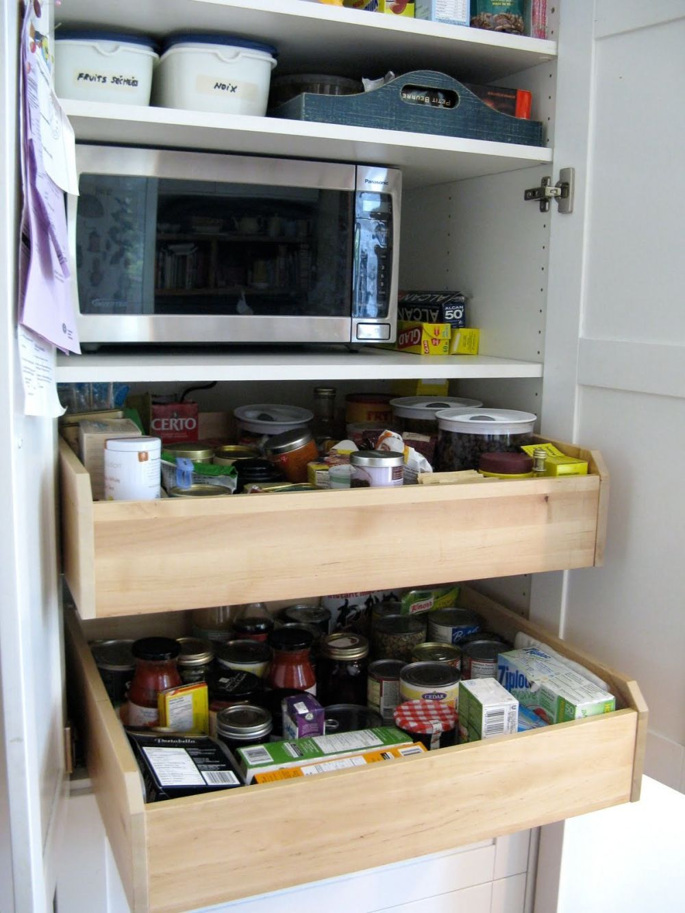Kitchen Pantry For Maximum Storage